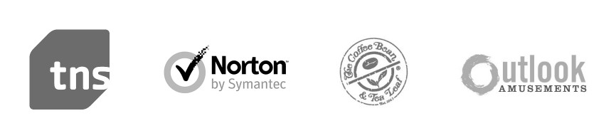 TNS, Norton, CBTL, Outlook Amusements